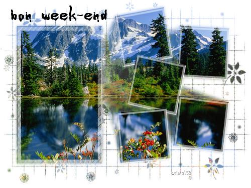 enfin le week-end!