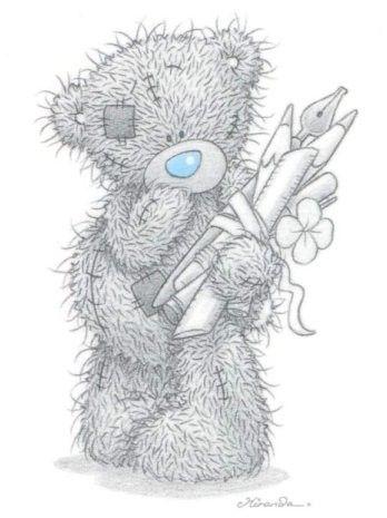 Die flauschige Welt der Teddys